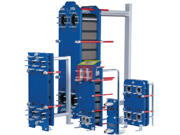 P series of removable plate heat exchanger